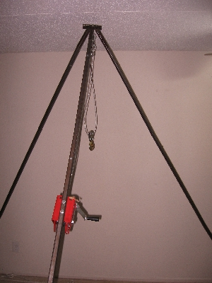 Portable Suspension Bondage